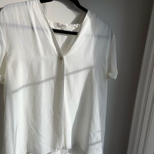 Wilfred vintage-inspired blouse